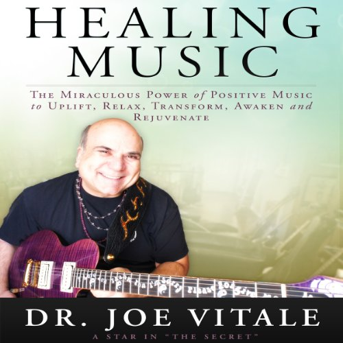 Healing Music audiobook cover art