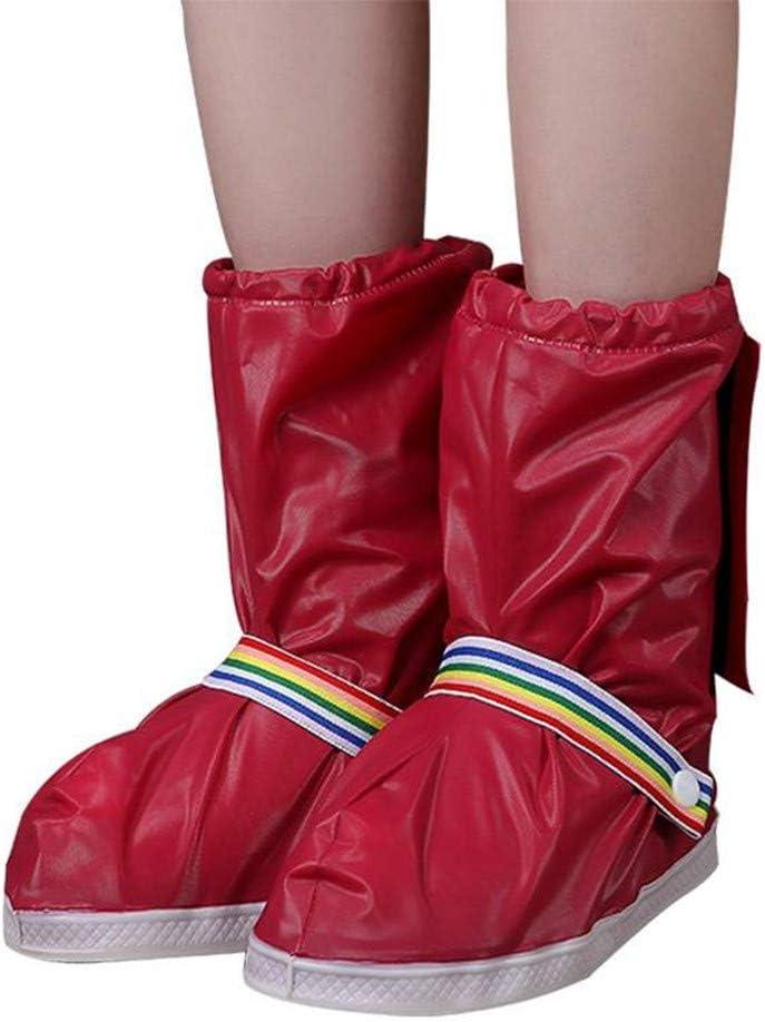HUIZorbit Waterproof Shoe Covers Rain Cheap mail order sales discount Non Boot Slip