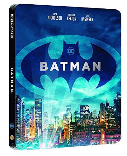 Batman Steelbook (4K Ultra Hd+Blu-Ray)