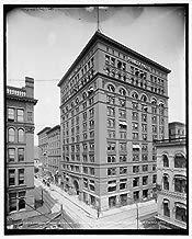 HistoricalFindings Photo: Pioneer Press Building,Saint Paul,Minnesota,MN,Detroit Publishing Company,c1905