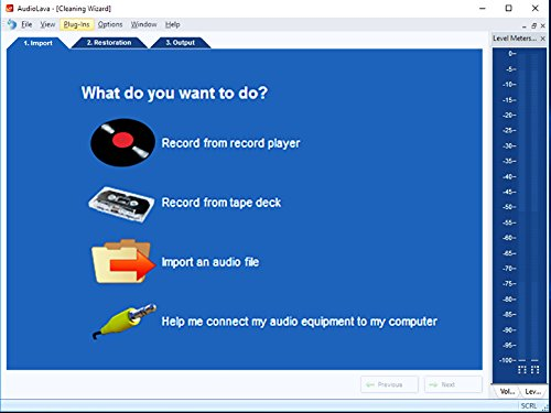 Rybozen Cassette Player, Portable Walkman & Convert Cassette Tapes to MP3 Converter, New Software (AudioLAVA)