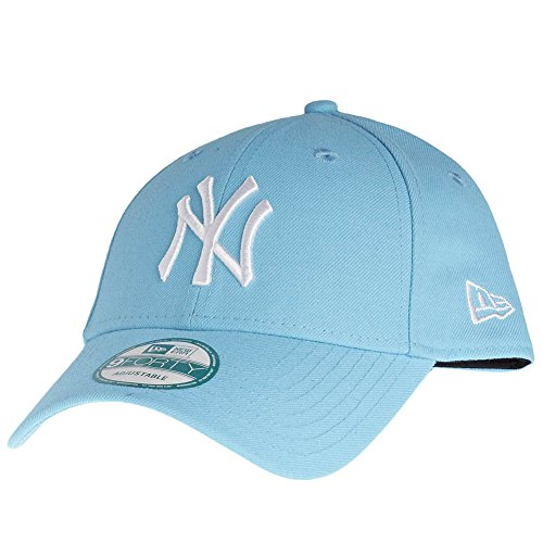 New Era 9Forty Adjustable Cap - New York Yankees ciel bleu