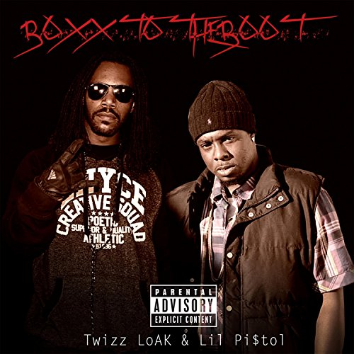 Boxx to the Boot (feat. 8ight Tha Sk8 & Julox) [Explicit]