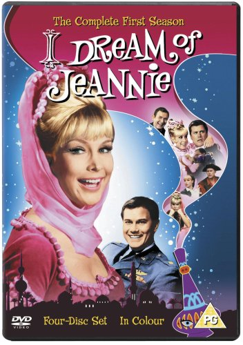 I Dream Of Jeannie - Series 1 - Complete