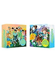 NCT DREAM Hello Future Kit Album [med dubbelsidigt fotokort och klistermärke] (set (både Hello & Future version))