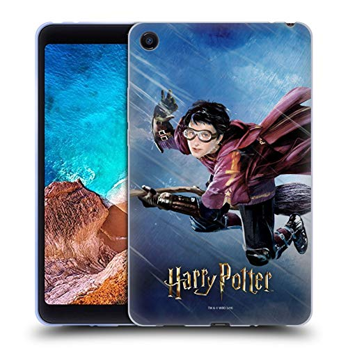 Head Case Designs Ufficiale Harry Potter Quidditch 1 Prisoner of Azkaban II Cover in Morbido Gel Compatibile con Xiaomi Mi Pad 4