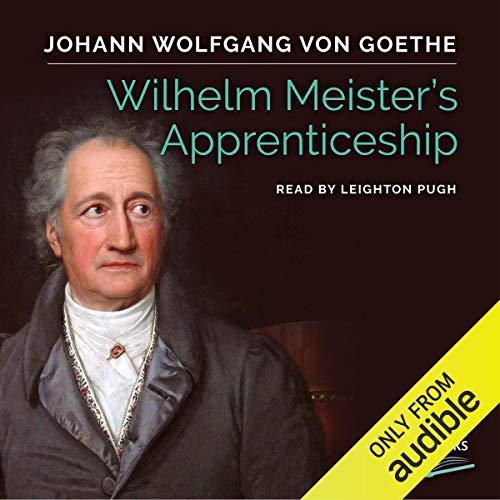 Wilhelm Meister's Apprenticeship cover art