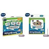 VTech - Livre MagiBook - Mes apprentissages de Grande Section, CP & CE1 - Pack de 3 Livres, Livres éducatifs & Paw Patrol Magibook-La Pat' Patrouille, 480205