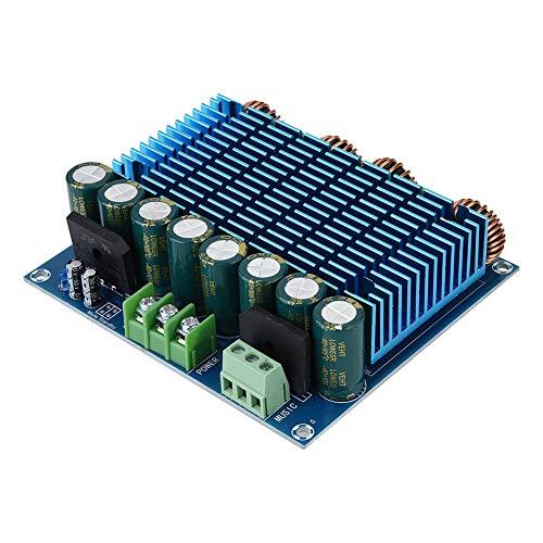 Topiky Mini Digital Audio versterker Platine Ultrahoog uitgangsvermogen Dual Chip 2 * 420W ondersteunt AC/DC 15-32 V Audio HiFi stereo versterker plaat