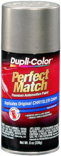 Dupli-Color EBCC04257 Light Almond Pearl Chrysler Perfect Match Automotive Paint - 8 oz. Aerosol