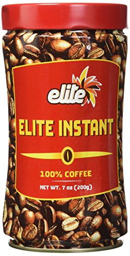 Elite Kaffee (Instant) 200g - löslicher Kaffee aus Israel (koscher)