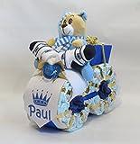 'pañales pañales para tartas–Moto 'Príncipe Azul
