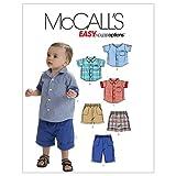 McCall`s 6016 - Patrón de Costura