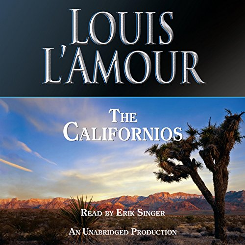 The Californios audiobook cover art