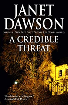 A Credible Threat (The Jeri Howard Series Book 6) by [Janet Dawson]