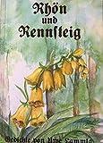 Rhön und Rennsteig: Gedichte
