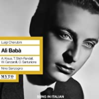 Luigi Cherubini Ali Baba by Alfredo Kraus (2013-10-03)