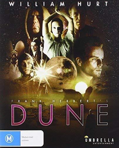 Dune, la leyenda / Dune - Complete Series (2000) ( Frank Herbert's Dune (3 Parts) ) [ Origen Australiano, Ningun Idioma Espanol ] (Blu-Ray)