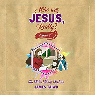 Who Was Jesus, Really? (Book 2) audiobook cover art