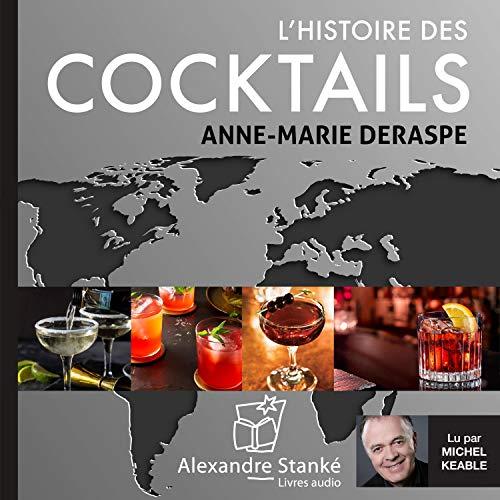 L'histoire des cocktails cover art