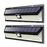 【Version Puissante】Mpow 2 Pack 102 LED Eclairage Solaire Extérieur Lampe Solaire...