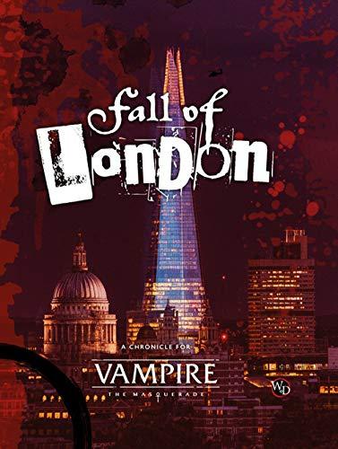 Vampire - The Masquerade - The Fall of London