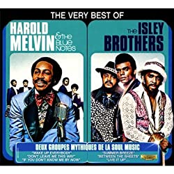 The Very Best Of Harold Melvin & The Blue Notes / The Isley Brothers
