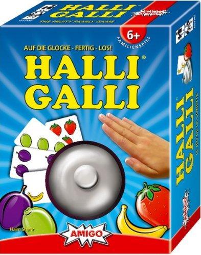 Kartenspiel *Halli Galli*