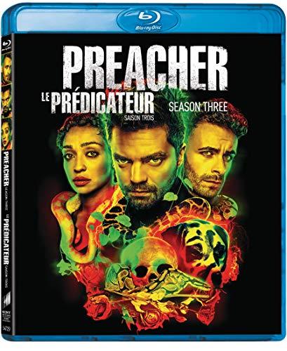 Le Prédicateur - Saison 03 [Blu-ray] (Bilingue) - 0