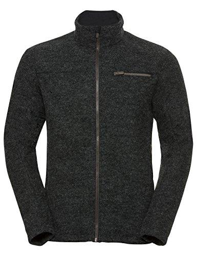 VAUDE Herren Jacke Tinshan Jacket III, phantom black, L, 41091