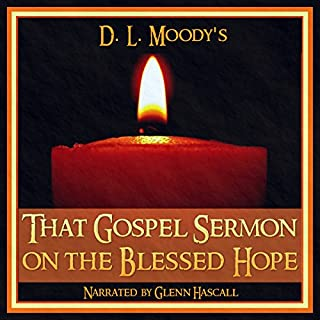 That Gospel Sermon on the Blessed Hope audiobook cover art