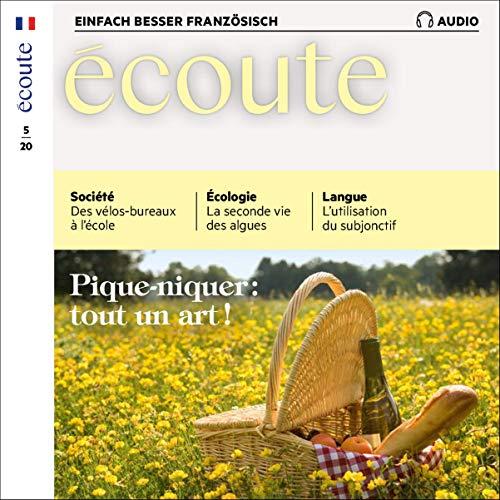 『Écoute Audio - Pique-niquer : tout un art ! 5/2020』のカバーアート