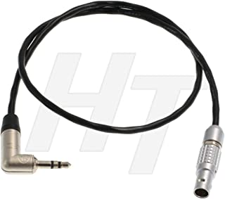 Tentacle Sync Timecode Cable TRS 35 mm a 5 pines ARRI cámara Alexa 688 Grabadora (RA 35 mm a 5 pines)