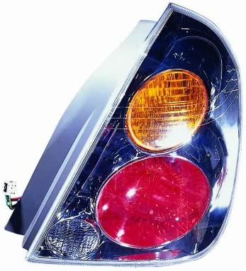 DEPO 315-1938R-AC Replacement Passenger Assembly Selling and selling Side Direct stock discount Tail Light