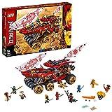 LEGO-NINJAGO Le Q.G des ninjas Jeu pour Enfant 9 Ans et Plus, Briques de Construction Garçon et Fille, 1178 Pièces 70677