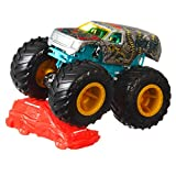 Hot Wheels Monster Trucks coches de juguetes 1:64 Bone Shaker (Mattel GNJ57) , colores/modelos...