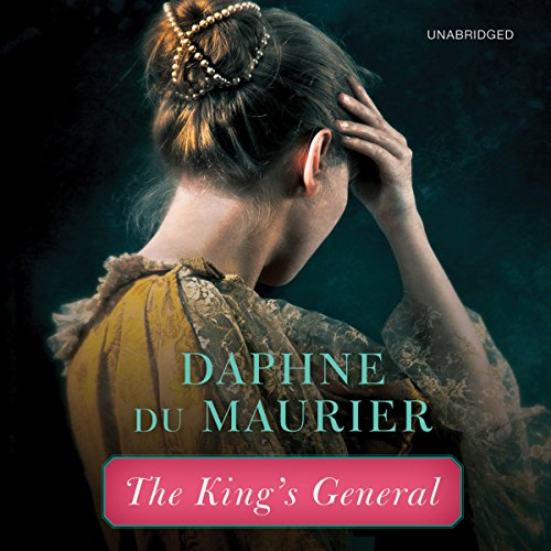 The King's General audiobook cover art