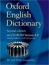 Oxford English Dictionary, 2nd Edition, Version 4.0 (Windows & Mac)