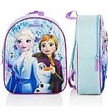 Mochila 3D De Frozen (8712645268616)