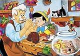 Clementoni - Puzzle Infantil de Pinocho (60 Piezas)
