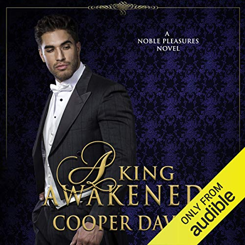 A King Awakened audiobook cover art