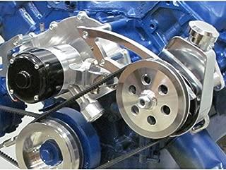 Power Steering Bracket for Ford 429 460 Big Block - Electric Water Pump
