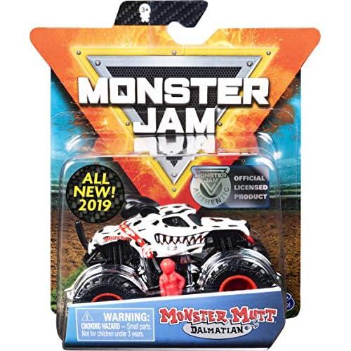 Monster Jam Veicolo Singolo a Sorpresa, in Scala 1:64, 6044941