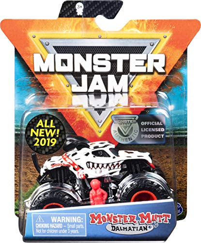 Monster Jam Veicolo singolo a sorpresa in scala 1:64, 6044941