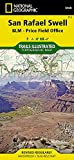San Rafael Swell [BLM - Price Field Office] (National Geographic Trails Illustrated Map, 712)