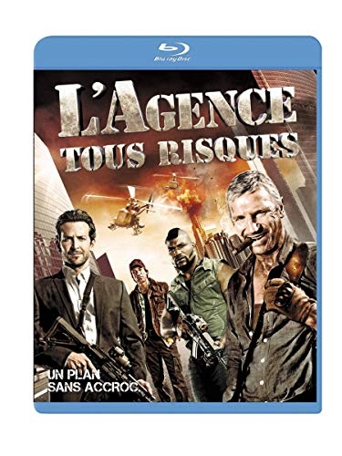 L'Agence Tous Risques [Blu-Ray]