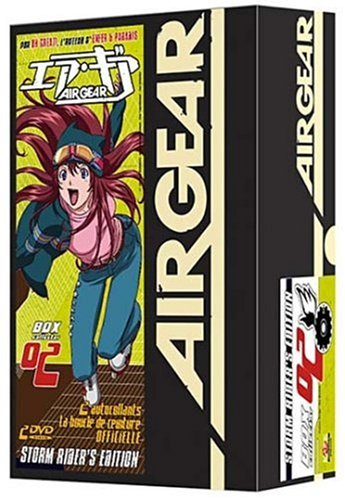 Air Gear, vol. 2 [Édition Collector]