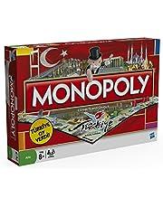 Hasbro Oyun – Monopoly İspanya, masa oyunu