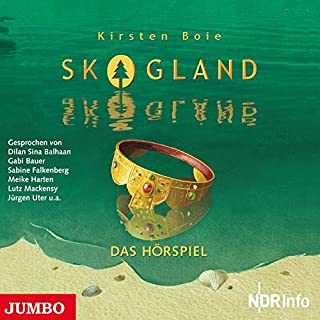 Skogland (Skogland - Das Hörspiel 1) Titelbild