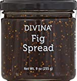 Divina Fig Spread, 9 Oz.
